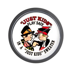 Just Kids Wall Clock
