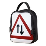 Two way Neoprene Lunch Bag