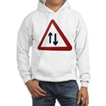 Two way Jumper Hoody