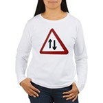 Two way Long Sleeve T-Shirt