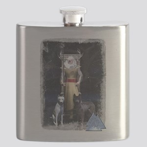 Odin All-Father Flask