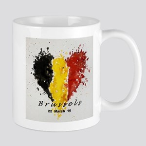 Brussels 22 March 16 Mugs