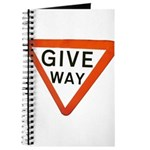 Give Way Journal