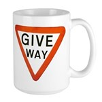 Give Way Mugs