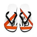 Give Way Flip Flops