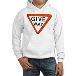 Give Way Jumper Hoody