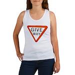 Give Way Tank Top
