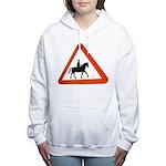 Horse Women's Hooded Sweatshirt