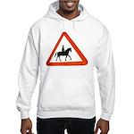 Horse Jumper Hoody