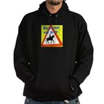 Pass wide and slow Hoody