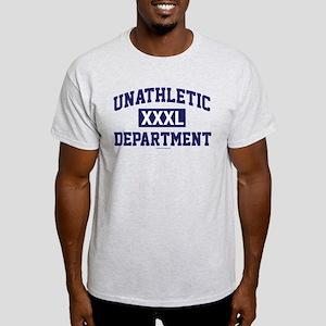 Unathletic Department XXXL T-Shirt