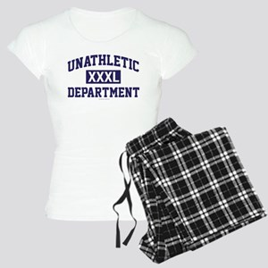 Unathletic Department XXXL Women's Light Pajamas