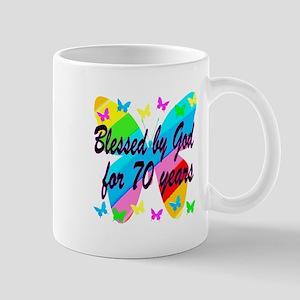 70TH BLESSING Mug