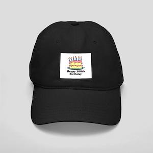 Happy 100th Birthday Black Cap