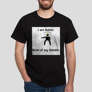 """""""I am Admin"""" T-Shirt"""