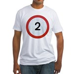 Speed sign - 2 T-Shirt