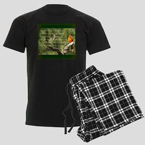 Cardinal Message Pajamas