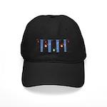 Traffic light sequence Baseball Cap