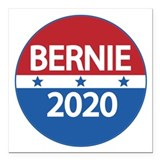 Bernie sanders for president 2020 Square Car Magnets