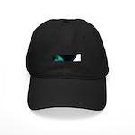 Green traffic light - up close Baseball Cap
