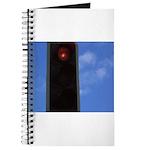 Red traffic light Journal