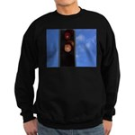 Red and amber traffic light Jumper Sweater