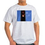 Red and amber traffic light T-Shirt