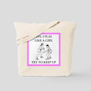 basletball Tote Bag