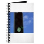 Green traffic light Journal