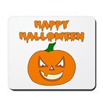 Halloween Pumpkin Mousepad