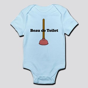 Beau de Toilet Body Suit