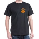 Halloween Pumpkin Dark T-Shirt