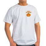 Halloween Pumpkin Light T-Shirt