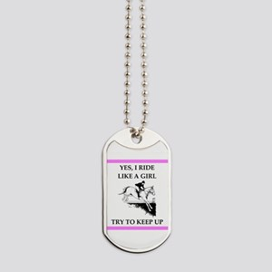 equestrian Dog Tags