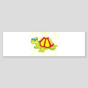 Turtle Party Bumper Sticker