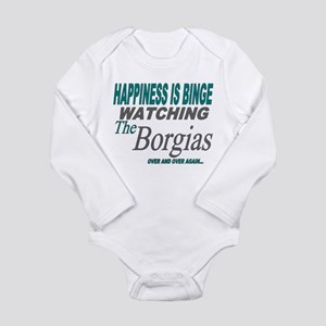 Happiness Is Watching The Borgias Body Suit