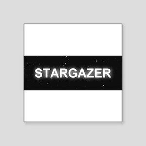 Stargazer Sticker
