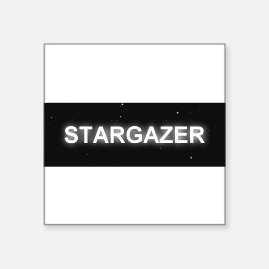 Stargazer Sticker