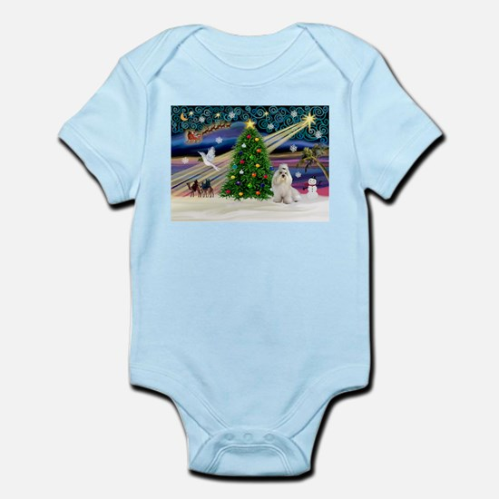 XmasMagic Havanese Infant Bodysuit