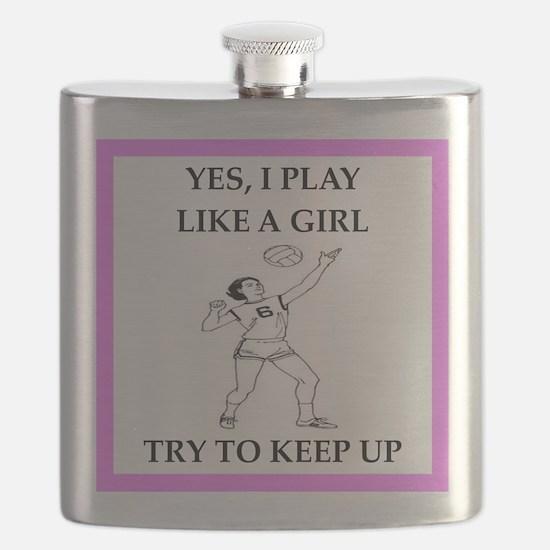 play ike a girl Flask