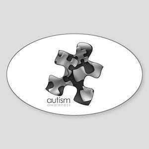 puzzle-v2-black Sticker