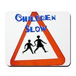 Children slow Mousepad