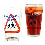 Children slow Drinking Glass