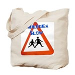 Children slow Tote Bag