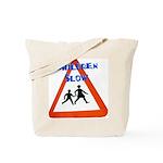 Children slow Tote Bag