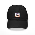Children Slow Baseball Black Cap