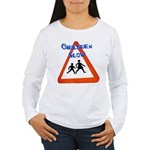 Children slow Long Sleeve T-Shirt