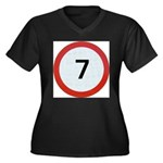 7 Plus Size T-Shirt