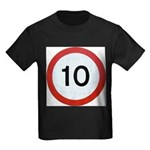 Speed sign 10 T-Shirt