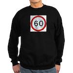 Speed sign 60 Jumper Sweater